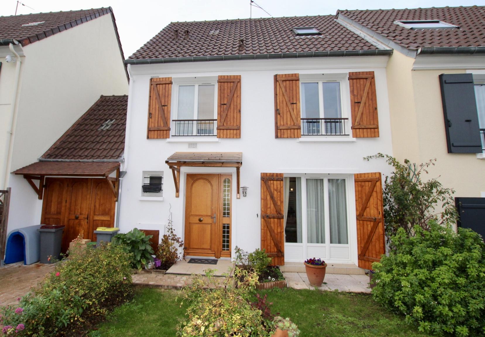 Annonce vente maison longjumeau 91160 126 m 360 000 for Maison avec 5 chambres