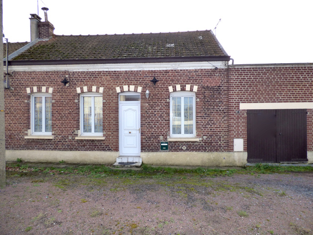 Ulyssimmo l 39 immobilier rosi res en santerre amiens et for Garage ad amiens